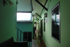 Корридор в Harmony house на острове Пхи-Пхи