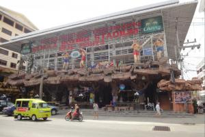 Стадион тайского бокса на Патонге