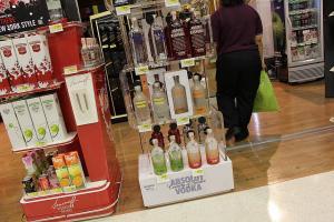 Цены на импортный алкоголь на Пхукете