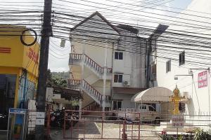 Отель за 2000 бат в месяц