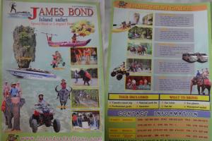 Экскурсия сафари и посещение острова Джеймса Бонда