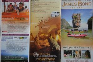 Один из вариантов экскурсий с посещением острова Джеймса Бонда