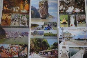 Один из вариантов экскурсий на Пхукете с посещением острова Джеймса Бонда