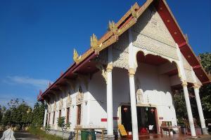 Храм Wat Phra Thong на Пхукете