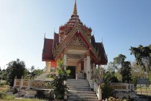 Крематорий Wat Phra Thong