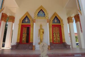 Храм Wat Putta Mongkon