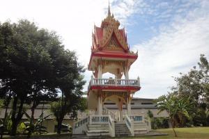 Храм - Wat Wichit Songkram