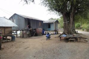 Деревня морских цыган на Пхукете