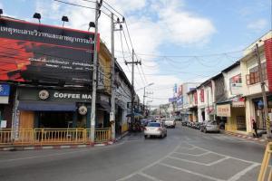 Улицы Пхукет Тауна