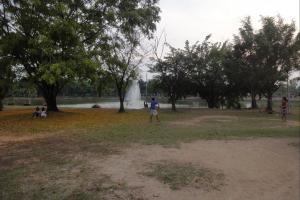 Парк Рамы IX в Пхукет Тауне