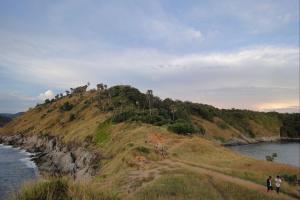 Полуостров на мысе Промтеп на Пхукете