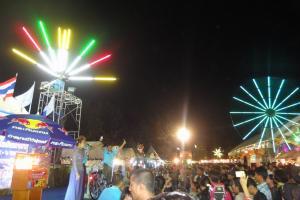 Новый год в Пхукет Тауне