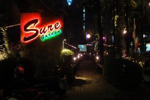 Ночной клуб Sure Garden