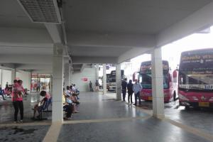 автобусный терминал на Пхукете