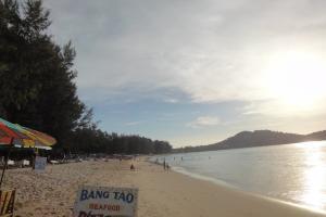 Фото пляжа Банг Тао на острове Пхукет
