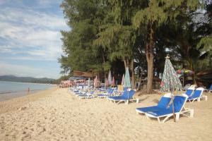 Фото пляжа Лагуна Бич на острове Пхукет