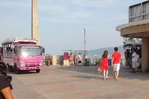 Автобус идущий в Пхукет Таун