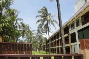 Отель Katathani Phuket Beach на пляже Ката Ной на Пхукете