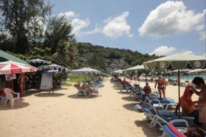 Пляж Ката Ной на Пхукете