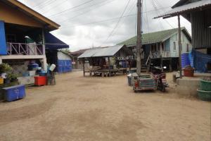 Деревня морских цыган на Ко Сирей