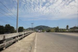 Мост, соединяющий Пхукет и Ко Сирей