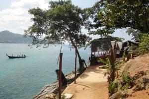 Ресторан на побережье Лаем Синг