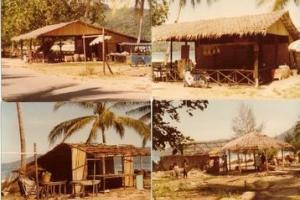 Patong beach 1979 год