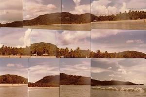 Patong Beach до развития туризма на Пхукете