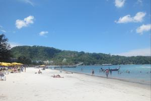 Пляж Patong Beach в наши дни