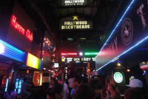 Ночной клуб Hollywood на Патонге