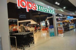 Супермаркет Tops в Central Festival Phuket East