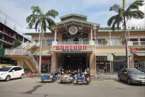 Banzaan Fresh Market - продовольственный рынок (Патонг)