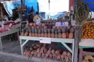 Рынок Down Town в Пхукет Тауне
