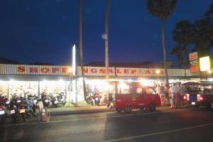 Рынок Shoping Sale Plaza на пляже Карон