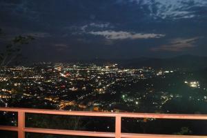 Вид со смотровой площадки Монки Хилл