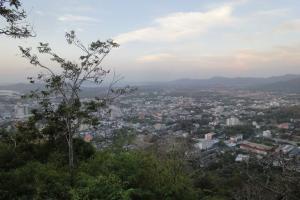 Главная смотровая площадка Monkey Hill