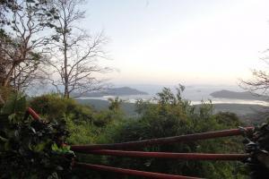 Вершина Monkey Hill