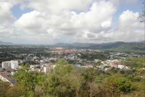 Смотровая площадка Rang Hill