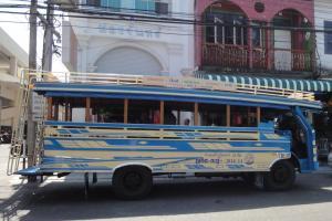 Автобус к Централ Фестиваль