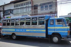 Автобус в Патонг