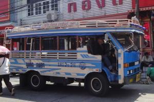 Автобус к Сурин и Камала