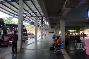 Автовокзал на острове Пхукет