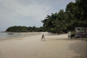 Пляж Wong Duean на острове Самет в Тайланде
