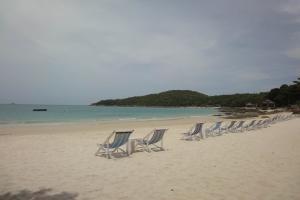 Пляж Sang Thian на острове Самет