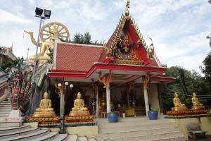 Территория Биг Будды на Самуи