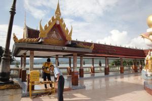 Колокола у Большого Будды на Самуи