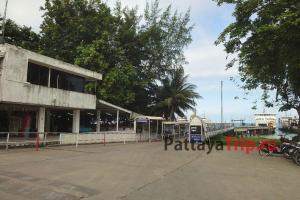 Raja Ferry Pier на Самуи