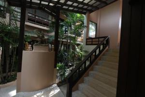 Отель Grand Thai House Resort на пляже Ламай (Самуи)