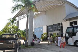 Фабрика латекса - Royal latex Phuket