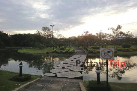 Queen Sirikit Park в Бангкоке